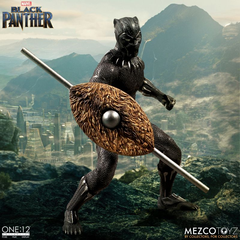 Black Panther - Case of 6